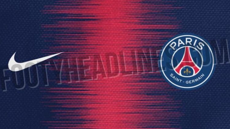 Déjà une fuite du prochain maillot — PSG