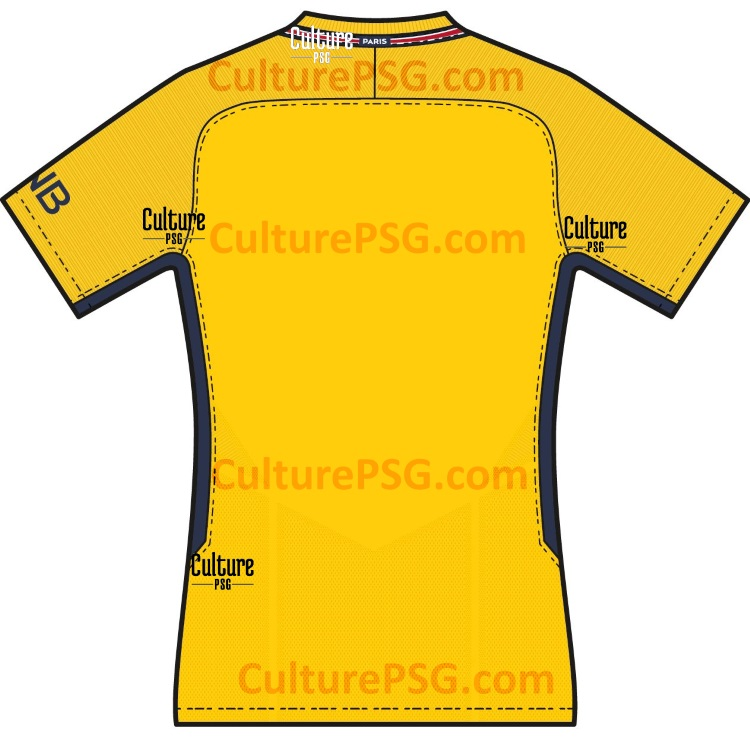 Club exclu quelques illustrations du maillot ext rieur for Psg exterieur 2018