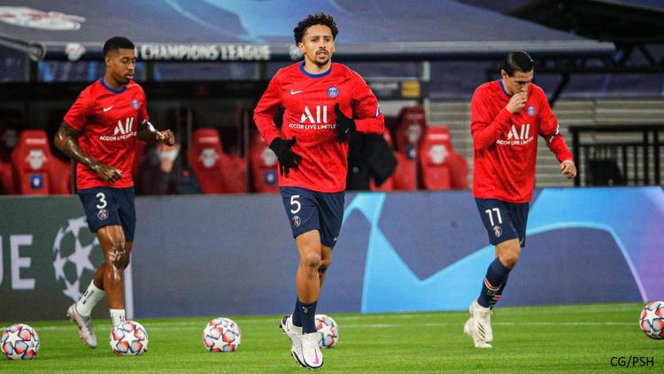 Marquinhos, Navas, Di Maria : le point infirmerie à J-2 de PSG/Bayern