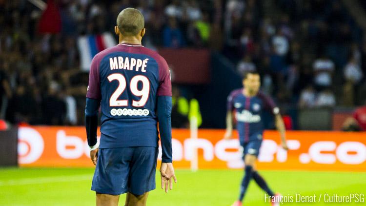 Mbappé dévoile ses favoris — Ballon d'Or