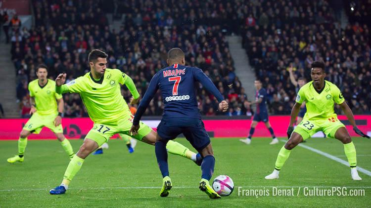 Ligue 1: La rencontre Lille - PSG avancée au vendredi ?