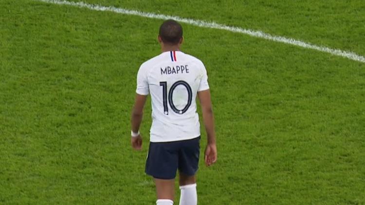 Le résumé de France/Hongrie et l'action décisive de Mbappé en vidéo