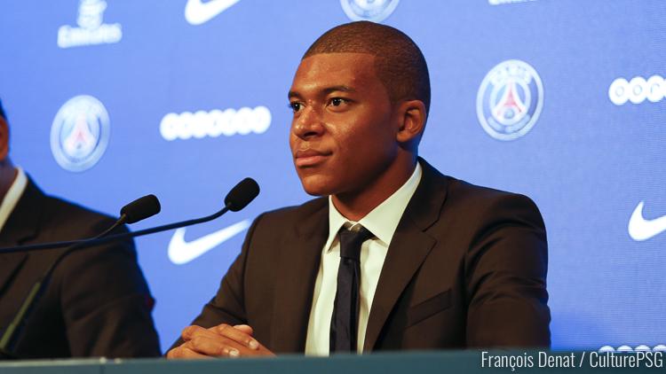 Mbappé sera revenu de suspension — PSG-OM