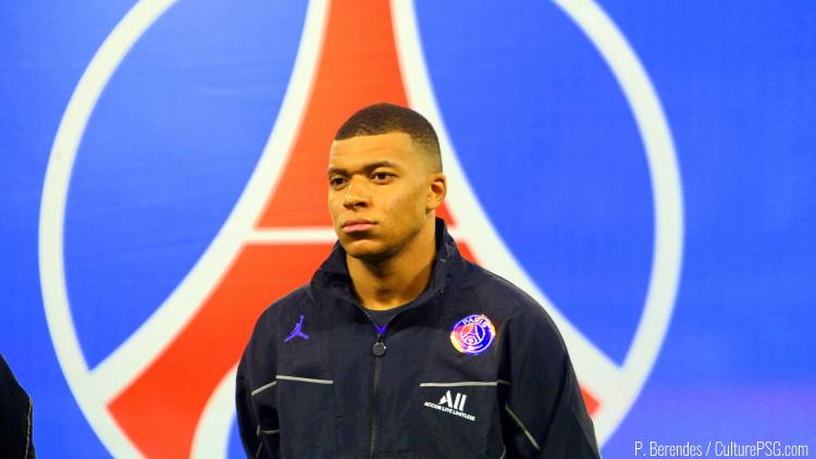 Mbappé incertain pour PSG/Lille (TdC) et contrarié par la communication du PSG