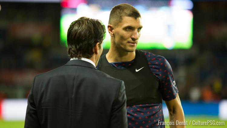 Thomas Meunier bientôt prolongé jusqu'en 2023 — PSG
