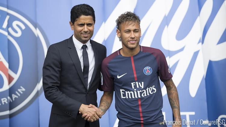 Après la plainte du FC Barcelone, il contre-attaque — Neymar