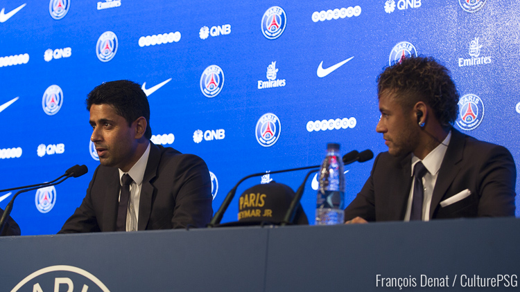 Le PSG convoqué par l'UEFA — Fair play financier