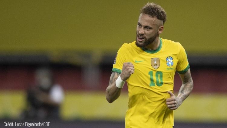 Malgré la polémique, Neymar et Marquinhos vainqueurs avec le Brésil