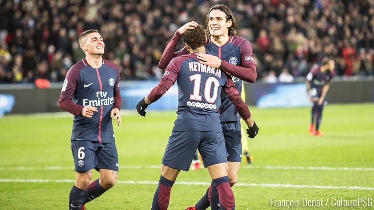 Neymar de retour, Thiago Silva forfait — PSG