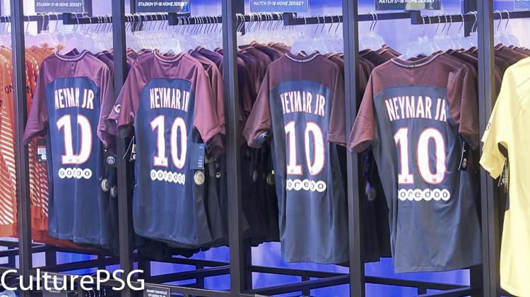 Maillot Domicile PSG vente