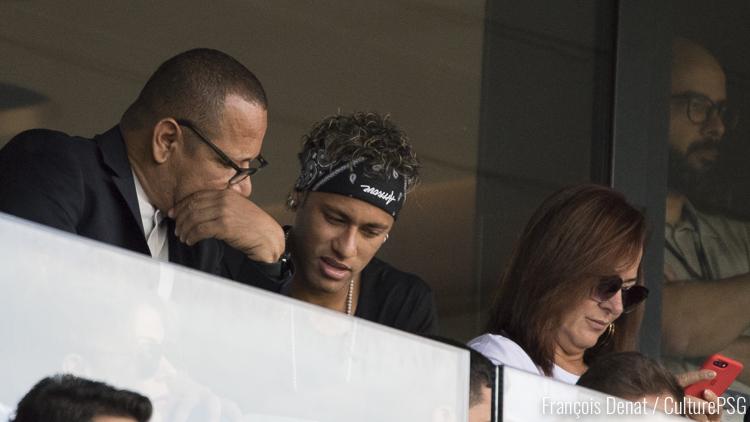 Bientôt une loge personnelle au Parc des Princes pour Neymar