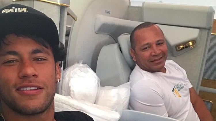 Neymar, brillant contre la Juve (2-1)