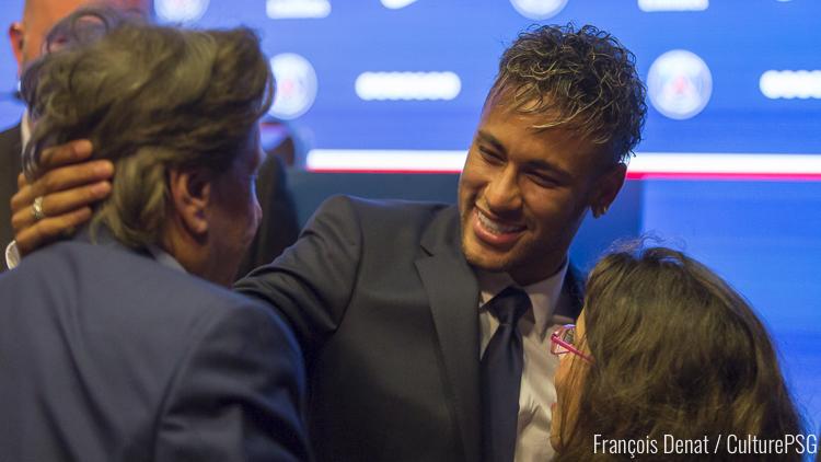 Le PSG s'invite chez Neymar