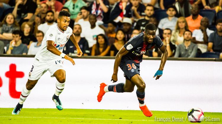 Nsoki va prolonger avec le PSG — Mercato