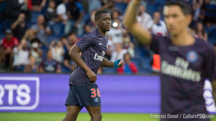 Le PSG contre-attaque dans le dossier Stanley Nsoki — Transferts