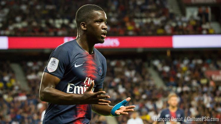Le PSG ignore l'OM pour Nsoki au mercato — PSG