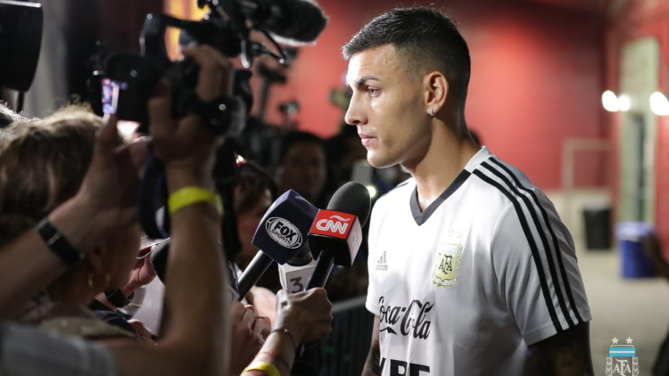 Paredes décisif lors de l'écrasante victoire argentine face au Mexique