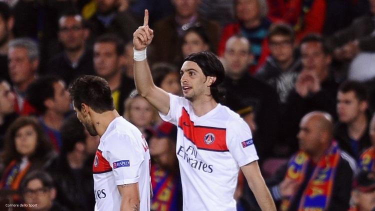 Thiago Silva et son rendez-vous manqué avec le Barça — PSG