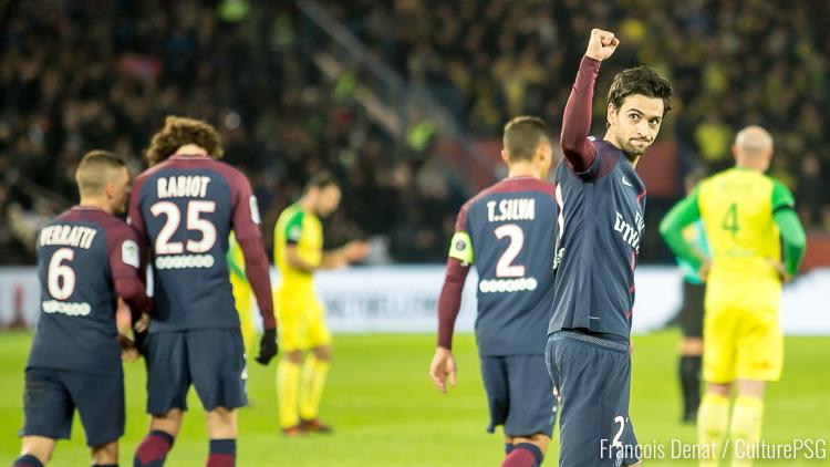 Avec Cavani, mais sans Neymar à Nantes — PSG