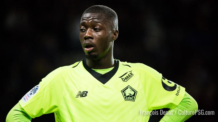 LOSC - Mercato : le PSG avance ses pions pour Nicolas Pépé