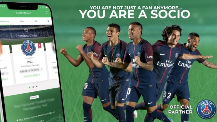 Le club parisien va lancer sa cryptomonnaie — PSG