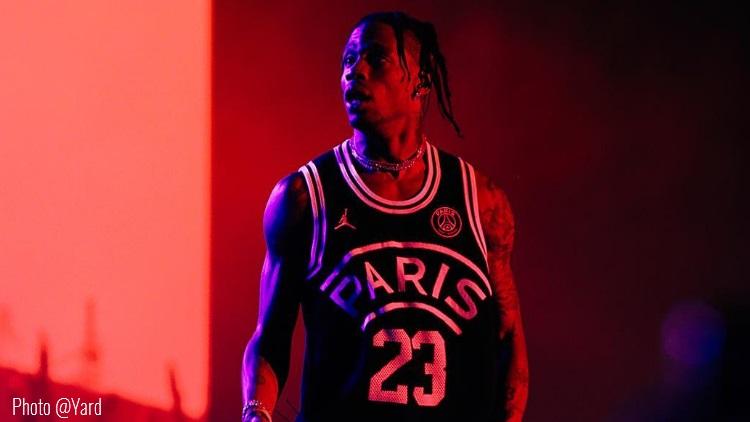 grand choix de 40fd7 8007b Club : Un maillot de basket Jordan x PSG dévoilé par un ...