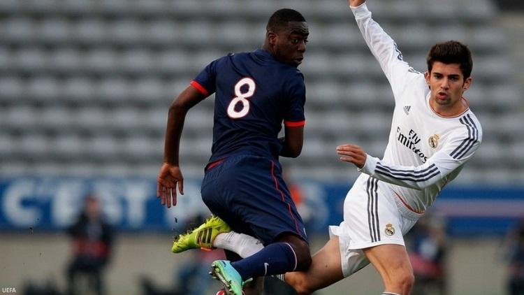 """Résultat de recherche d'images pour """"PSG REAL MADRID U19"""""""