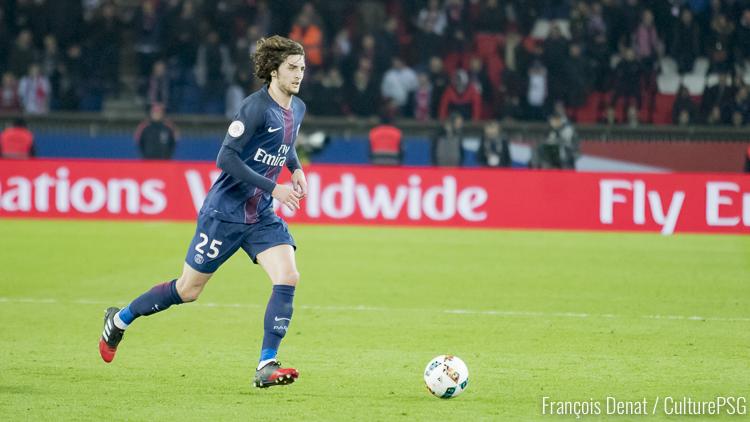Rabiot vers le Bayern Munich — PSG