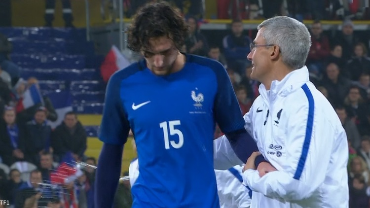 PSG : Rabiot incertain face à Arsenal