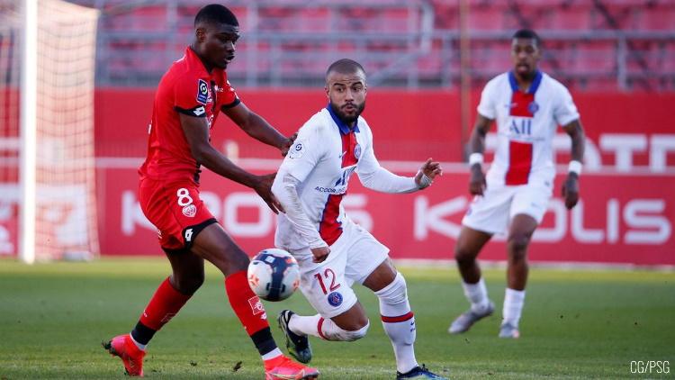Le polyvalent Rafinha, le dribbleur Draxler, tacles réussis et défenseurs qui tirent, les stats en vrac de Dijon/PSG (0-4) - CulturePSG.com