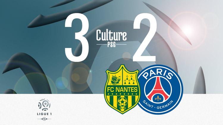 Huit absents à Nantes — PSG