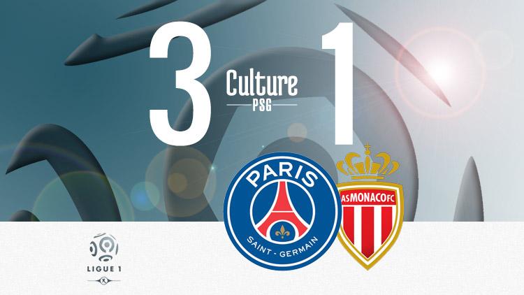 PSG/Monaco (3-1), le résumé vidéo
