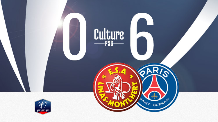 Match Linas Montlhery Psg 0 6 Le Resume Video Culturepsg