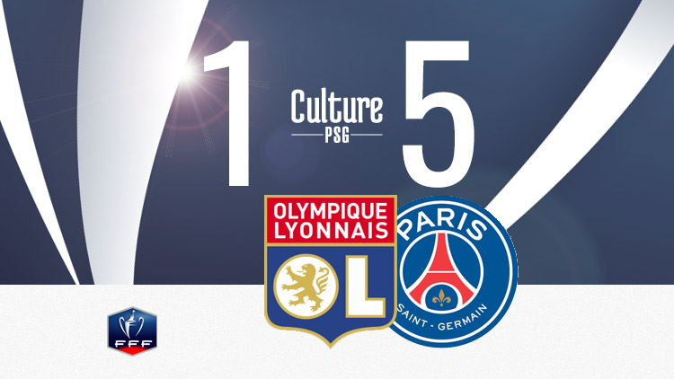 Match Ol Psg 1 5 Le Resume Video Culturepsg