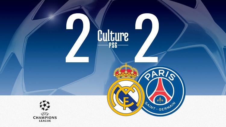PSG - Real Madrid : l'historique des confrontations