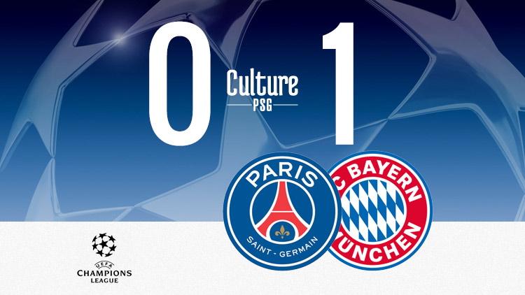 PSG/Bayern (0-1), le film du match en 22 minutes de vidéo