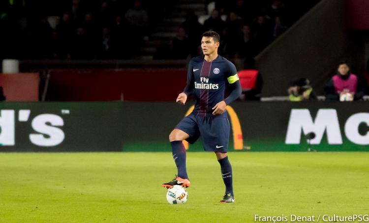 PSG : Thiago Silva aurait prolongé !