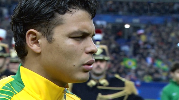 Marquinhos et Thiago Silva convoqués — Brésil