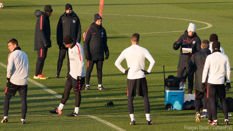 Année terminée pour Thiago Motta — PSG