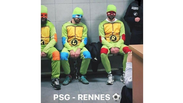 Ligue 1 : le PSG massacre Rennes