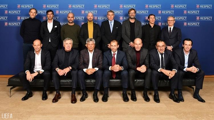 Tuchel a participé lundi au forum des entraîneurs des clubs d'élite de l'UEFA