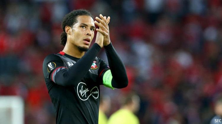 Southampton veut 70 millions pour Van Dijk