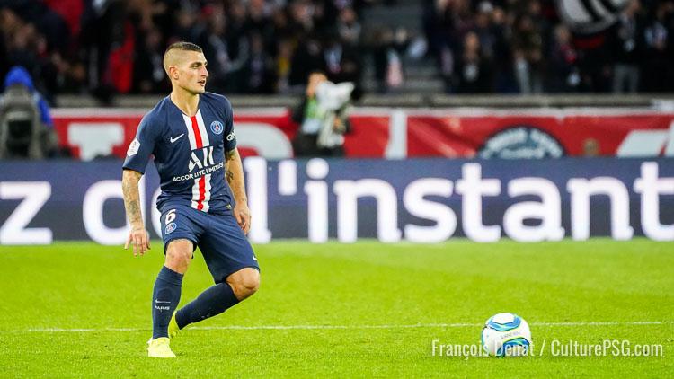 La composition probable du PSG pour affronter Dijon — Dijon -PSG