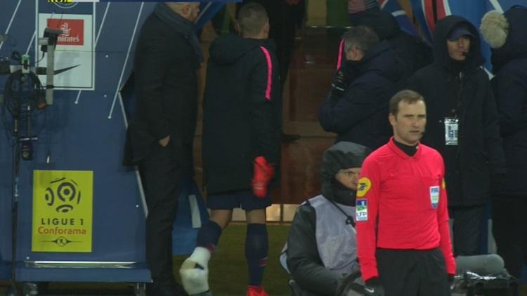 Des nouvelles de Verratti et sa blessure — PSG
