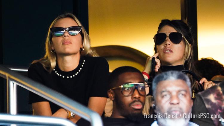 Wanda Nara touchée par sa première au Parc — PSG