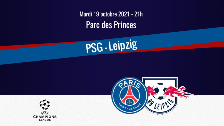 Comment regarder PSG/Leipzig en streaming