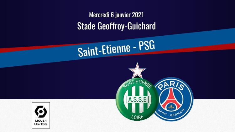 Psg Saint Etienne