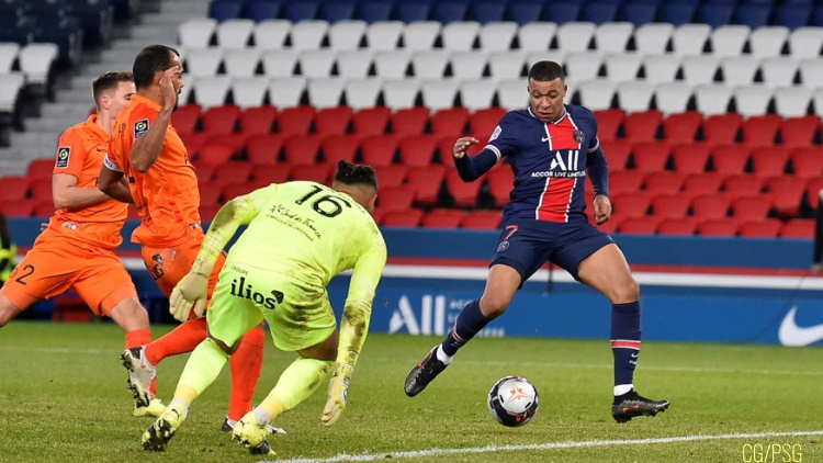 Match: PSG / Montpellier (4-0), individual performances | Today24 News  English