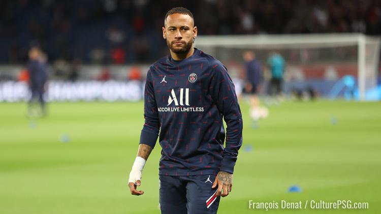 Au moins sept absents pour PSG/Leipzig, dont Neymar