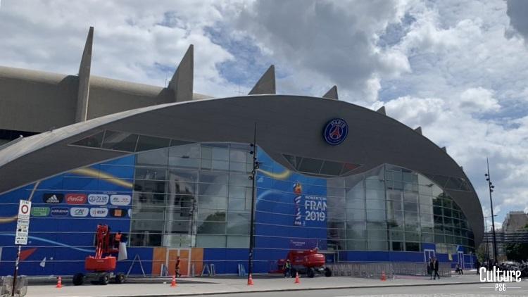 Club le parc des princes en mode coupe du monde 2019 - Calendrier coupe du monde u17 ...